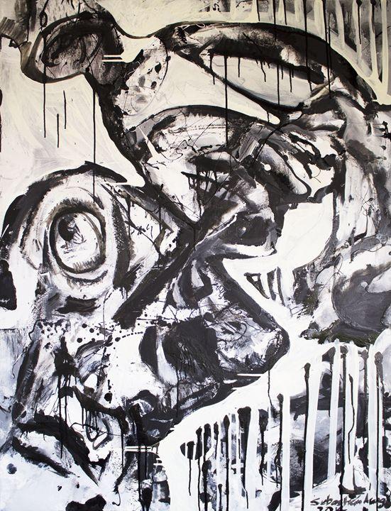 Totem - SEBASTIAN ARANGO ART