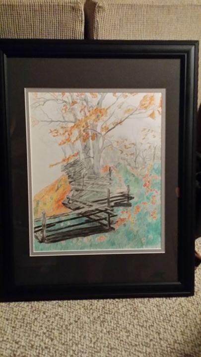 Autumn Fences - Steve Tambroni