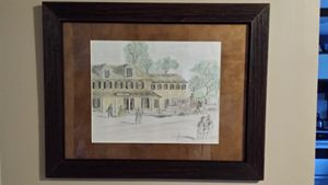 Sherwood Inn early 1800s Skaneateles
