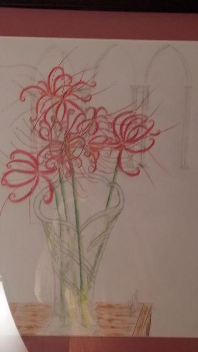 Pretty petals - Steve Tambroni