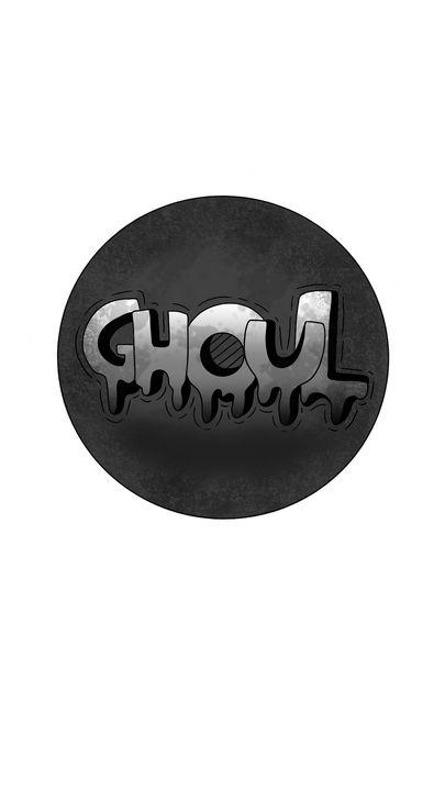Ghoul Sticker - Peel & Yeet