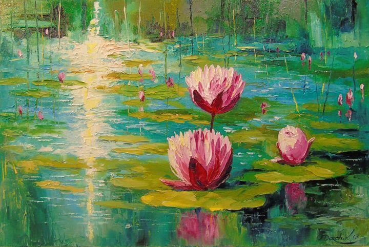 Pond - Olha Darchuk