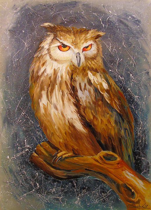 Owl - Olha Darchuk