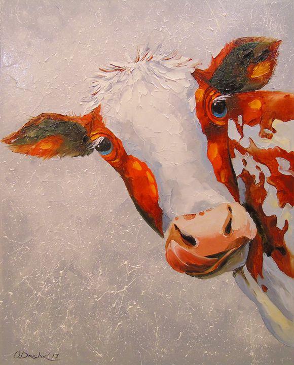 Cow - Olha Darchuk