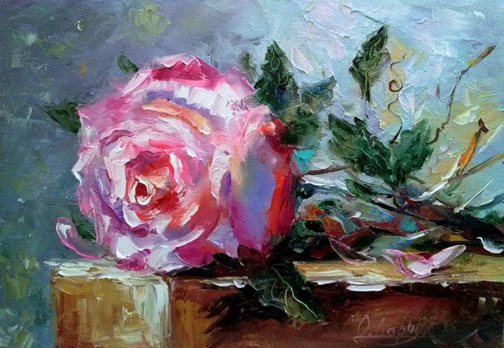 Rose For Beloved - Olha Darchuk