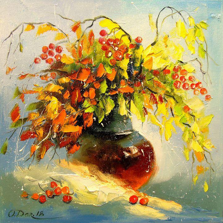 Autumn bouquet - Olha Darchuk