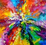 Abstract art, painting,abstract art