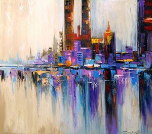 City Tetris