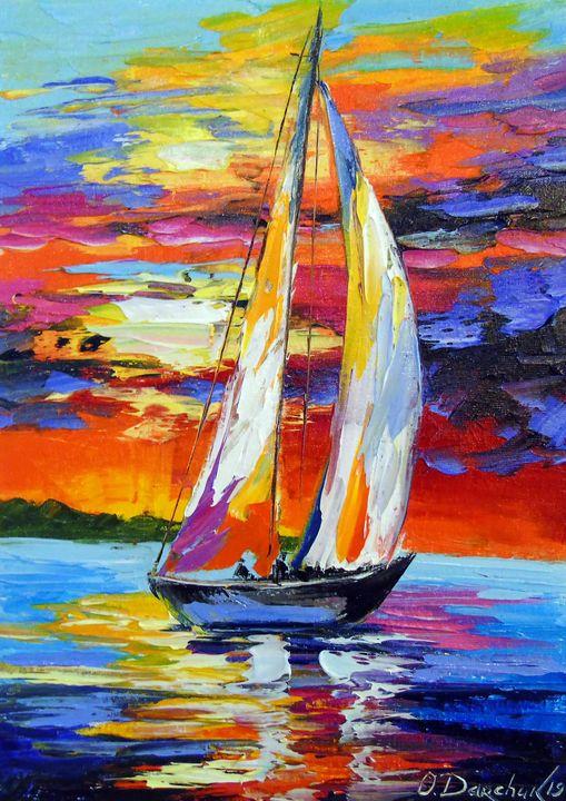 Tailwind - Olha Darchuk