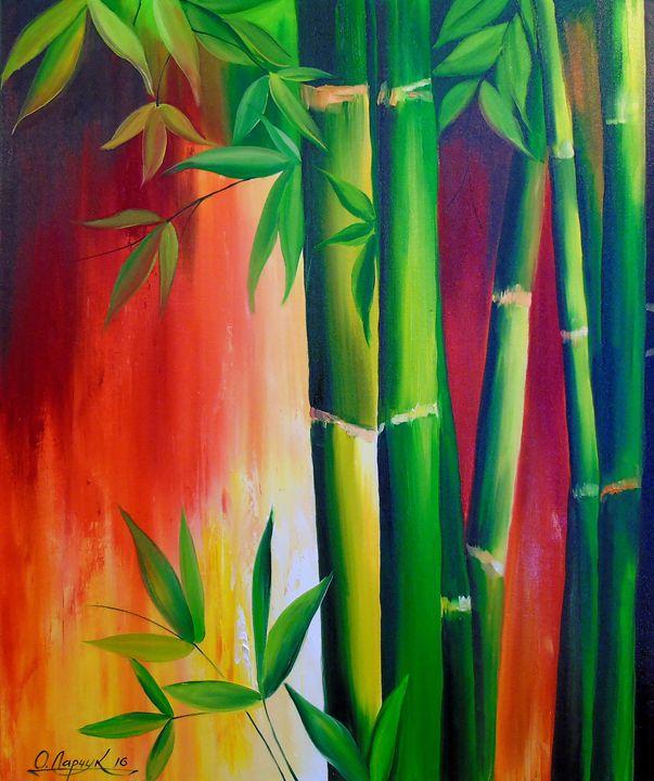Bamboo - Olha Darchuk