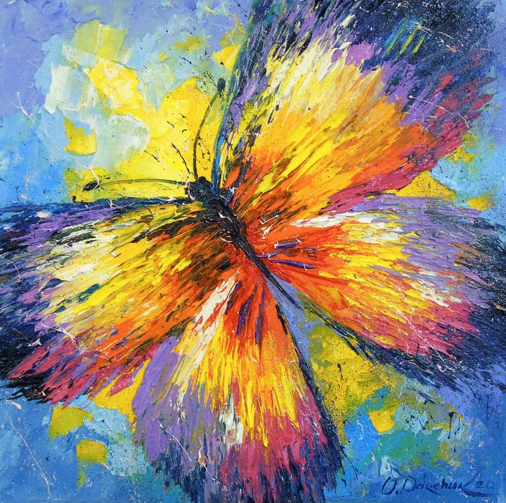 Butterfly - Olha Darchuk