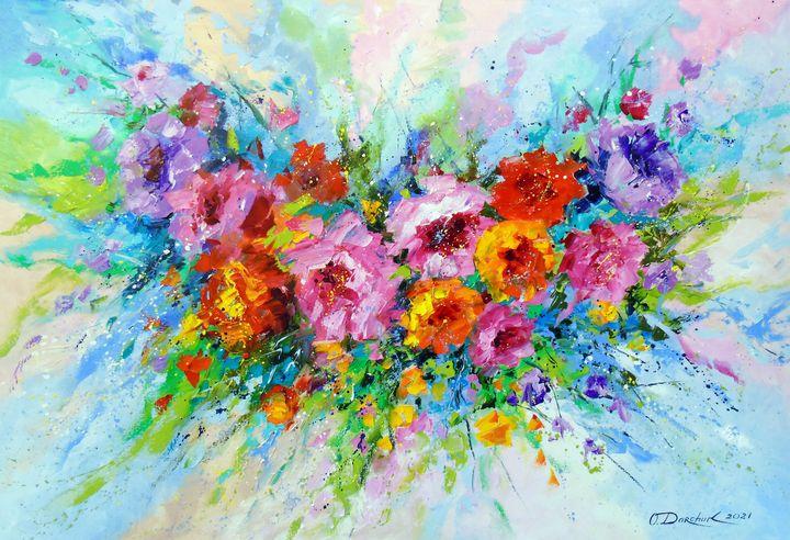 Fragrance of mood - Olha Darchuk
