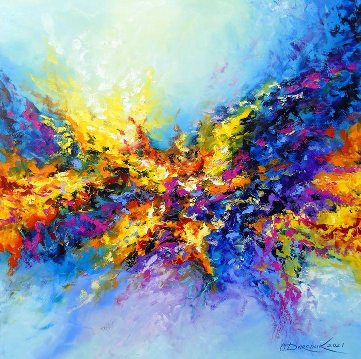 Everything flows , everything change - Olha Darchuk