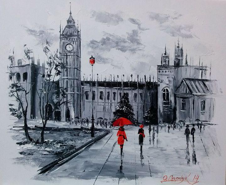 London - Olha Darchuk