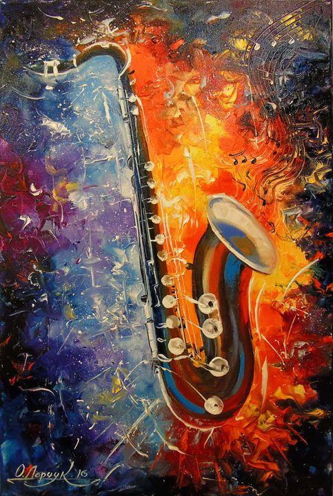 Melody saxophone - Olha Darchuk