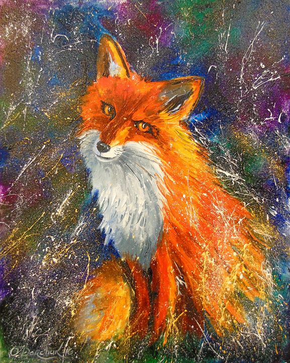 Fox - Olha Darchuk
