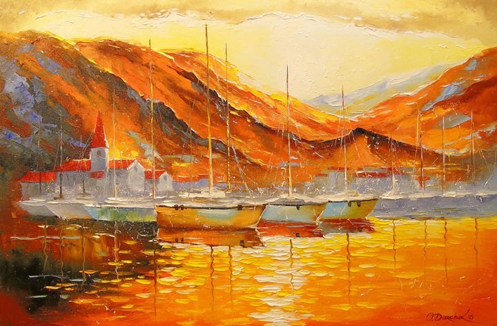 Marina Bay - Olha Darchuk