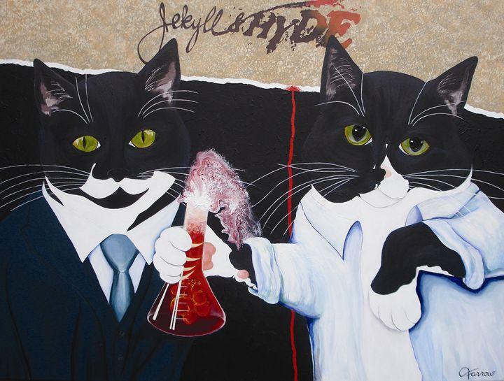 Jekyll & Hyde - Frank Farrow