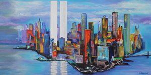 New York City - Frank Farrow