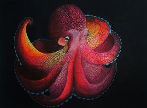 Luminant Octopus