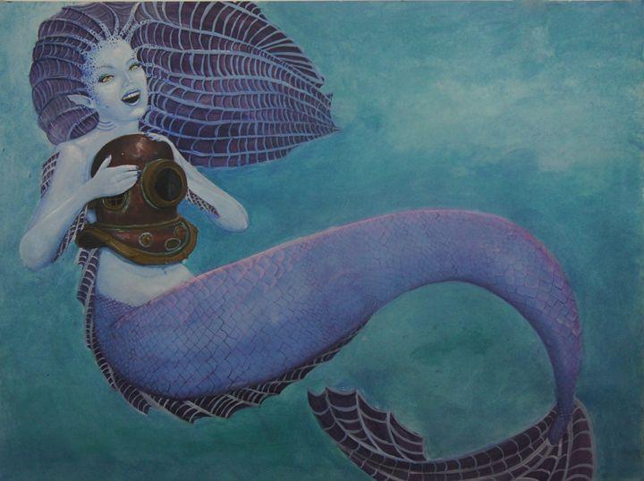 The Mermaiden's Prize - Zio Marco