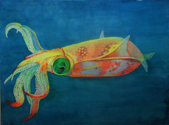 Fantastical Squid - Zio Marco