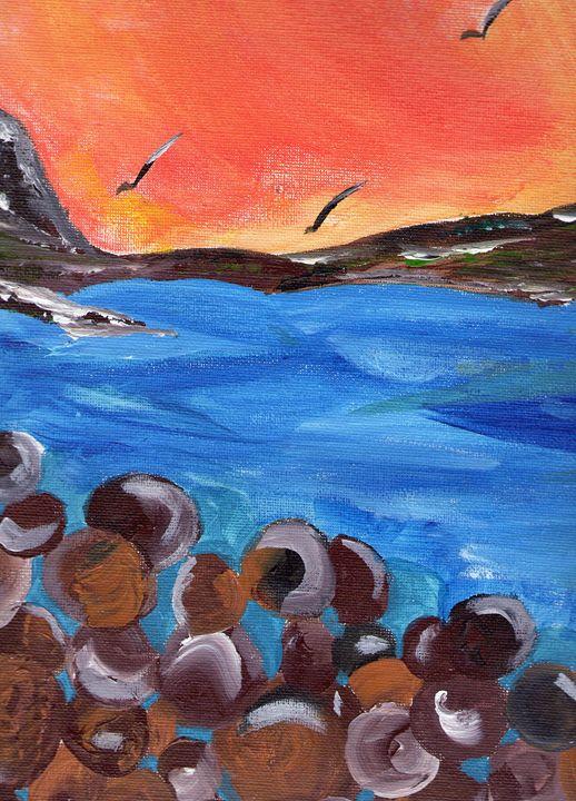 Tranquility - Kierra Morgan's Gallery
