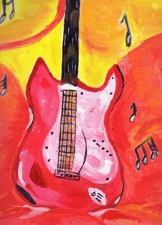Guitar - Kierra Morgan's Gallery
