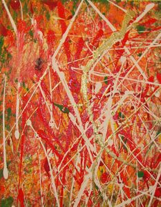 The Pollock Inspiration 1of4