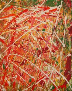 The Pollock Inspiration 2of4