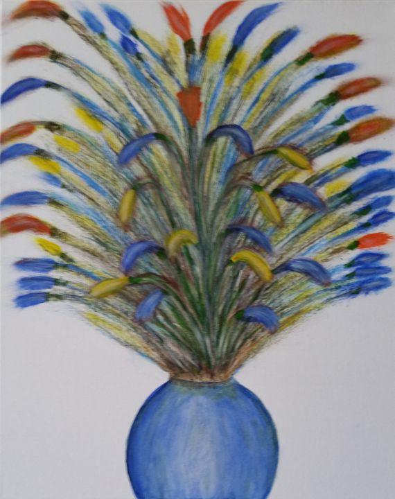 Flowers Furry - Abid Jaffri