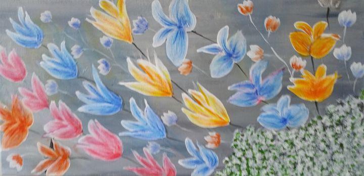 Flowers Run - Abid Jaffri