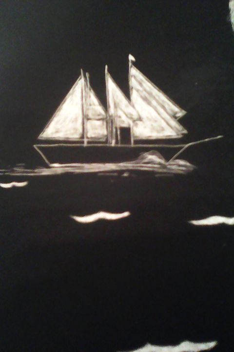 Sailboat - jj1