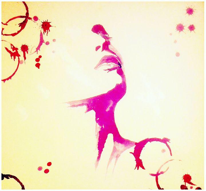 Shadow - Dare To Be Different Art - Monique de Villiers