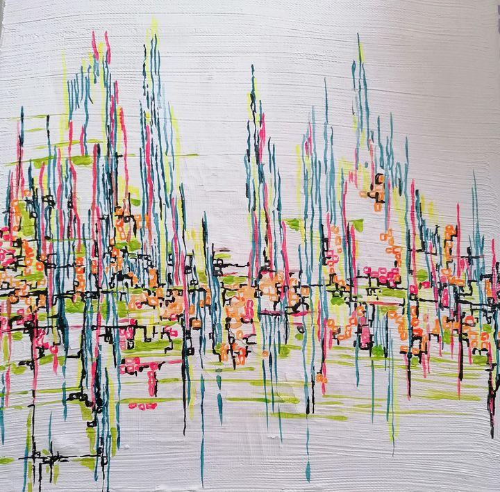 Barcelone - Sophie Delavague