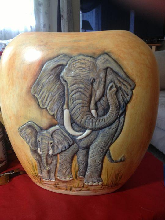 Here Come the Elephants - The Charlie House