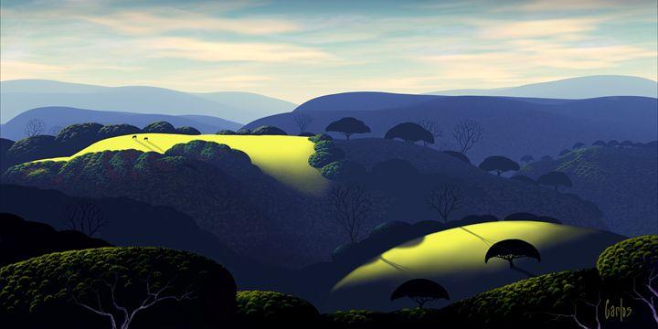 Alum Rock Hills - Valley Dreams