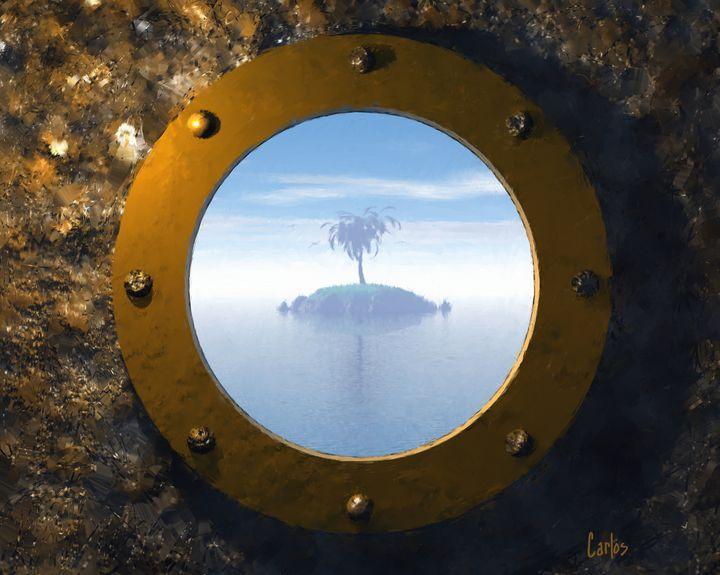 Porthole - Valley Dreams