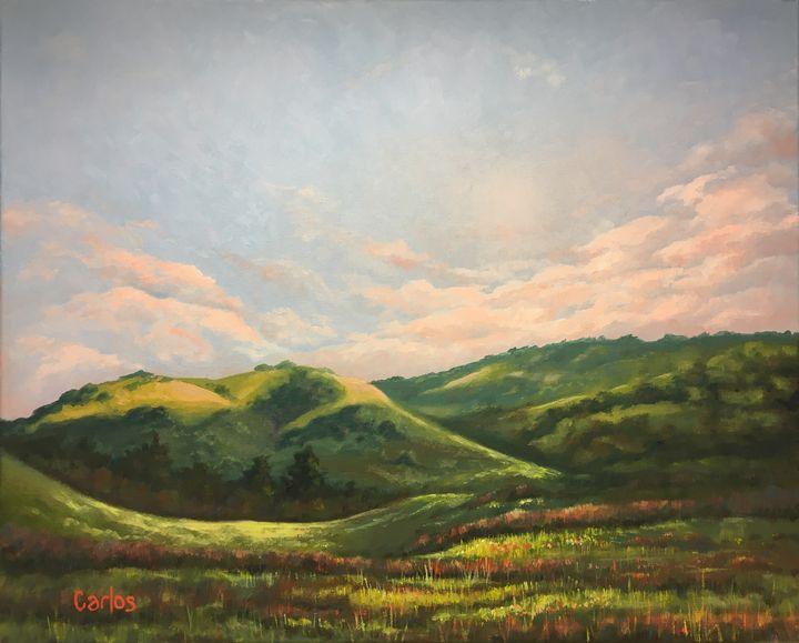 Evening's End - Valley Dreams