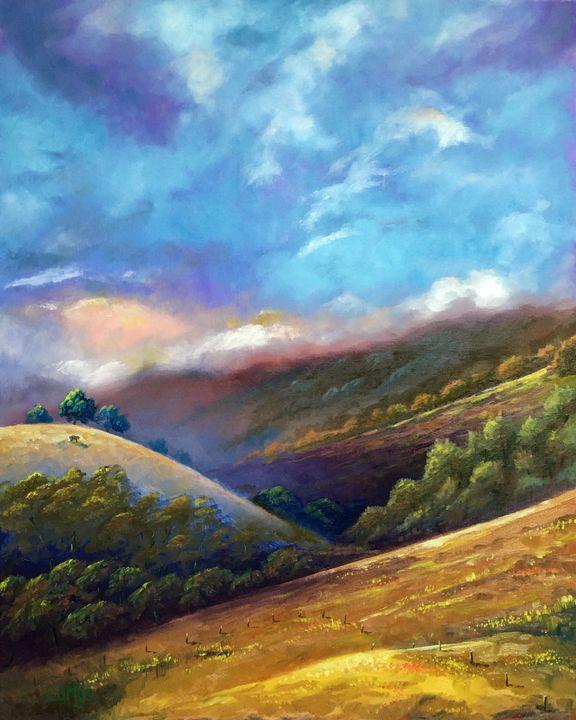 Restless Sky - Valley Dreams
