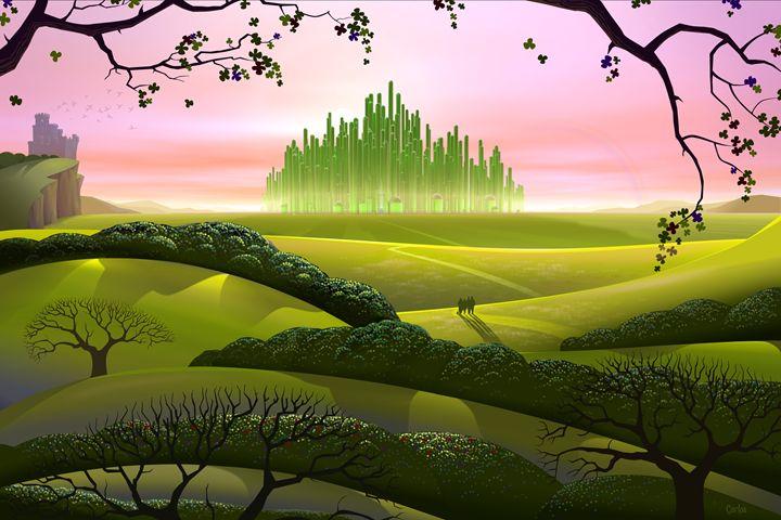 Beyond A Rainbow - Valley Dreams