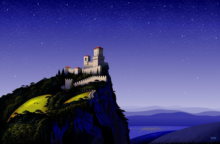San Marino - Valley Dreams