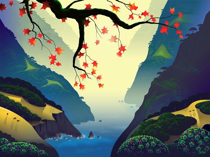 Water Way - Valley Dreams