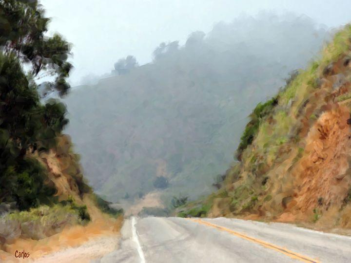 Big Sur Road - Valley Dreams