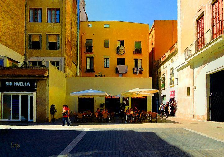 Barcelona Cafe - Valley Dreams