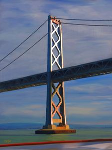 Bay Bridge Tower
