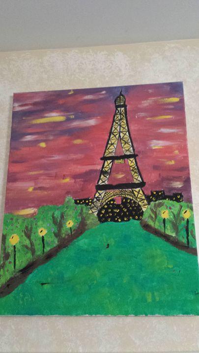 Paris nights - JEJEBE