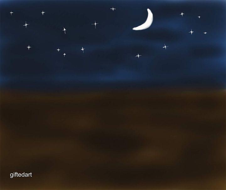 the old night - giftedart
