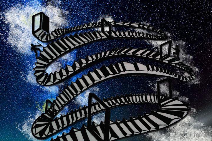 stairways to heaven - Nikhil Shinde