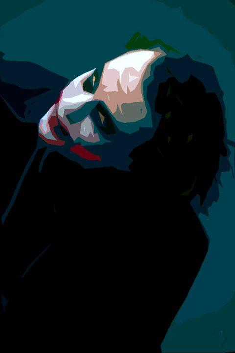 Clown prince of crime - Nikhil Shinde